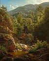 Пол Вебер - Сцена в Кэтскиллс - 2014.136.108 - Corcoran Gallery of Art.jpg