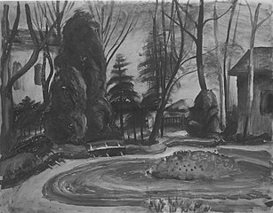 Gartenbild I