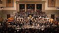 Pauluskirche Ulm Konzert Überblick Oratorienchor und Sinfonisches Blasorchester 2009 03 22.jpg