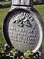 Payne (James), Lebanon Church Cemetery, 2015-10-23, 01.jpg