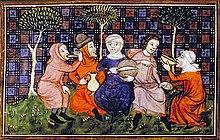 medieval cuisine wikipedia