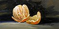 Peeled Orange by David Fairrington Oil 2010.jpg