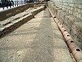 Peisistratos aqueduct Syntagma Athens.jpg