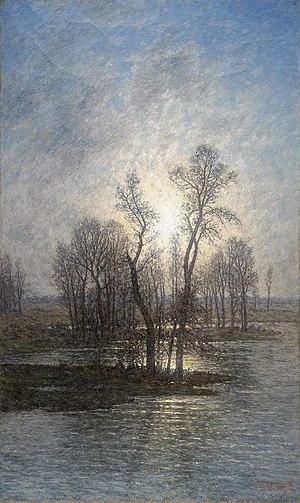 Per Ekström - Image: Per Ekström Öländskt landskap i soldis