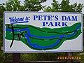 Pete's Dam Park Legend - panoramio.jpg