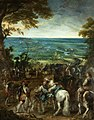 Peter Paul Rubens, Pieter Snayers - Henri IV at the siege of Amiens.jpg
