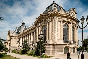 Petit Palais - The Petit Palais in 2016