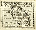 Petri Du Val, Maltha 1685.jpg