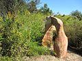 Petroglyph-esque sculpture (8044815833).jpg