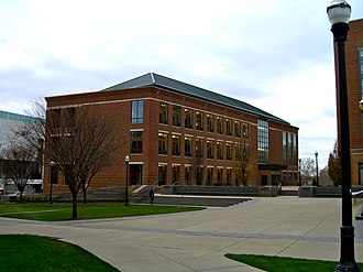 Fisher College of Business - Image: Pfahl Hall