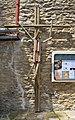 Pfarrkirche hll. Hubertus und Christophorus - wooden crucifix 01.jpg