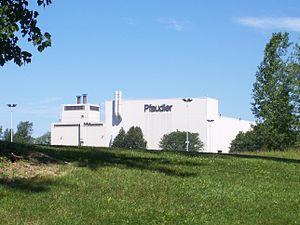 Pfaudler - Headquarters in Rochester, New York