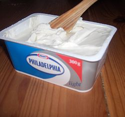 cream cheese svenska
