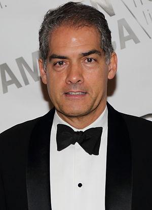 Philip Kerr - Kerr at PEN American Center in May 2014.
