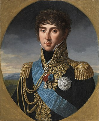 Philippe Antoine d'Ornano - Philippe-Antoine d'Ornano during the Napoleonic Wars