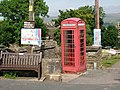 Phone Box, Gayle - geograph.org.uk - 76811.jpg