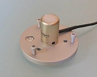 Pyranometer - Image: Photodiode pyranometer