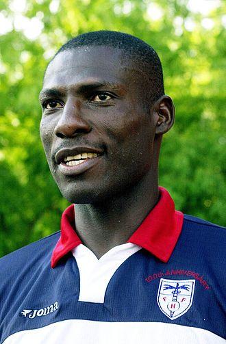 Pierre Richard Bruny - Bruny in August 2004