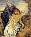 Pietà by Vincent van Gogh (1889).JPG