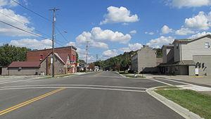 Piketon, Ohio - Image: Piketon OH2