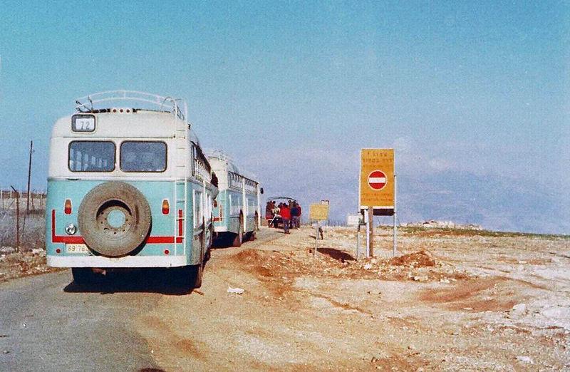 כביש המערכת בגבול לבנון
