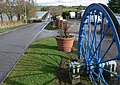 Pit Wheel in Thornton, Leicestershire - geograph.org.uk - 1199876.jpg