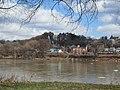 Pittston riverside in early April.jpg