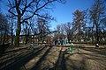 Plac zabaw w parku saskim - panoramio.jpg