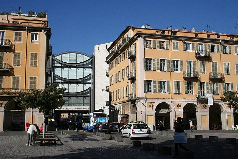 Museu pontos turísticos de Nice