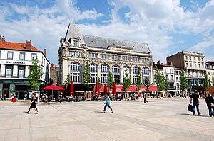 Place de Jaude - Image: Place de jaude 8