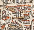 Plan de Paris vers 1550 eglise St-Gervais.jpg