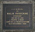 Plaque Malik Oussekine.JPG
