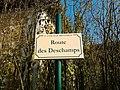 Plaque Route Deschamps St Cyr Menthon 2011-11-16.jpg