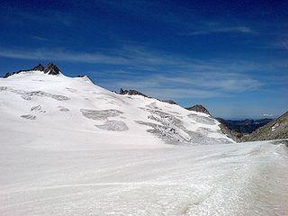 Aiguille du Tour mountain