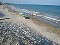 Playa Manyetes, playa Tropicana (Alcossebre).jpg