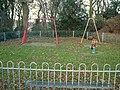 Playground on Bailey Hill in Mold - geograph.org.uk - 298805.jpg