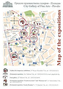 Karta 2019 Karta Na Stariya Grad Plovdiv