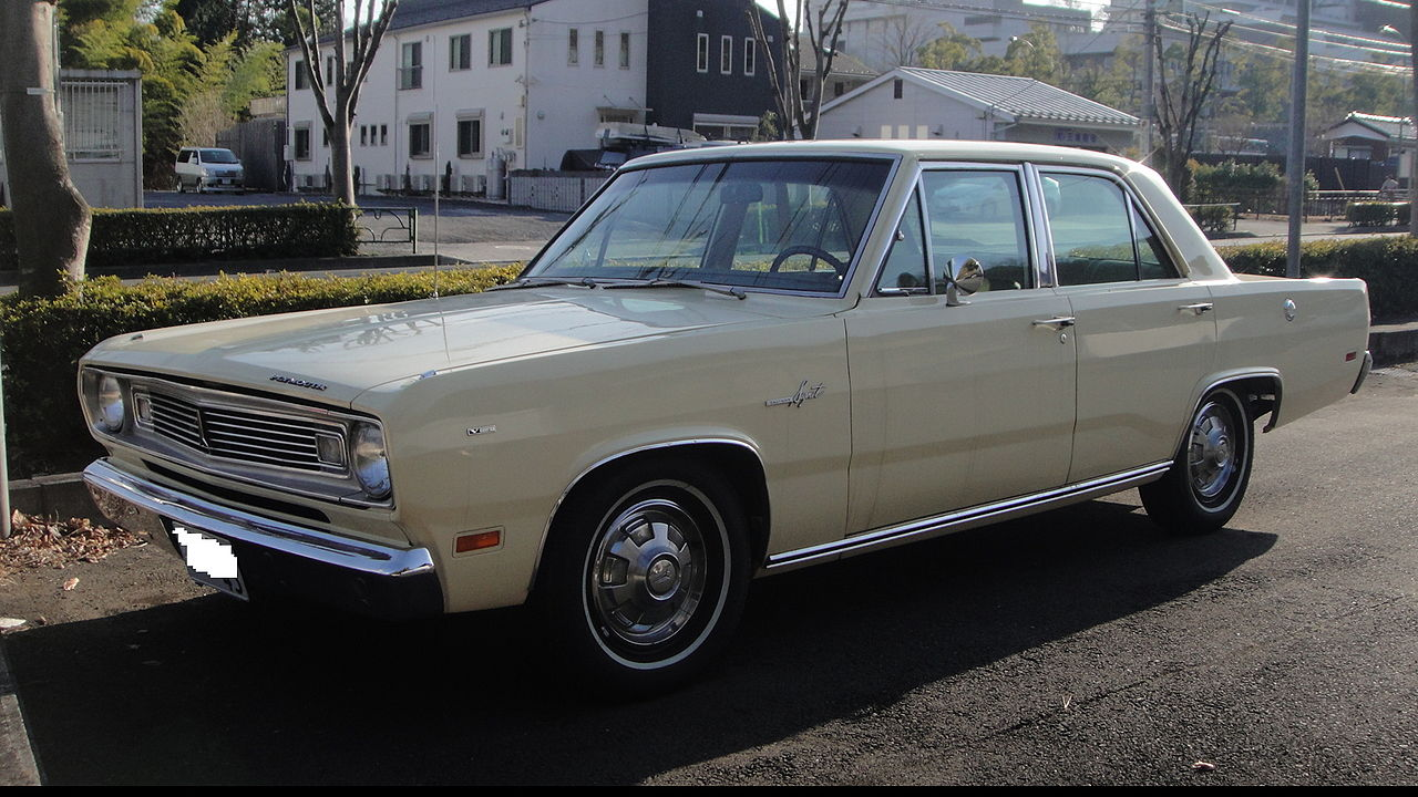 1969 Plymouth Valiant For Sale 1969 Plymouth Valiant Signet