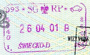 Świecko - Image: Poland swiecko 2