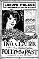 Polly with a Past - 1921 - newspaperad.jpg