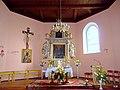 Polska , Czeszewo - widok ołtarza kościoła św. Andrzeja - panoramio.jpg