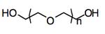 Kemia strukturo de polietilen-glikolo