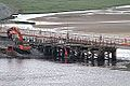 Pont Briwet Wales Wooden bridge demolition IMG 4157 -1.jpg