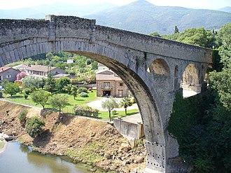 Pont du Diable (Céret) - Image: Pont du Diable 1