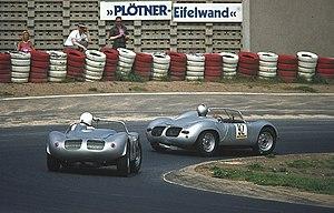 Porsche 718 - Image: Porsche RSK Nr. 92 = Baujahr 1958