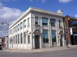 Port Colborne - Image: Port Colborne Bank