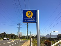 Port Kembla north railway station sign.jpg