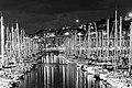 Port de plaisance de Sète - Novembre 2018 BW.jpg