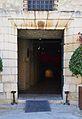 Portal del quarter de la Tropa, castell de santa Bàrbara d'Alacant.JPG