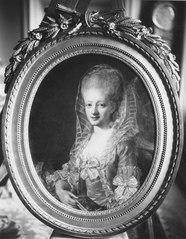 Porträtt av okänd kvinna